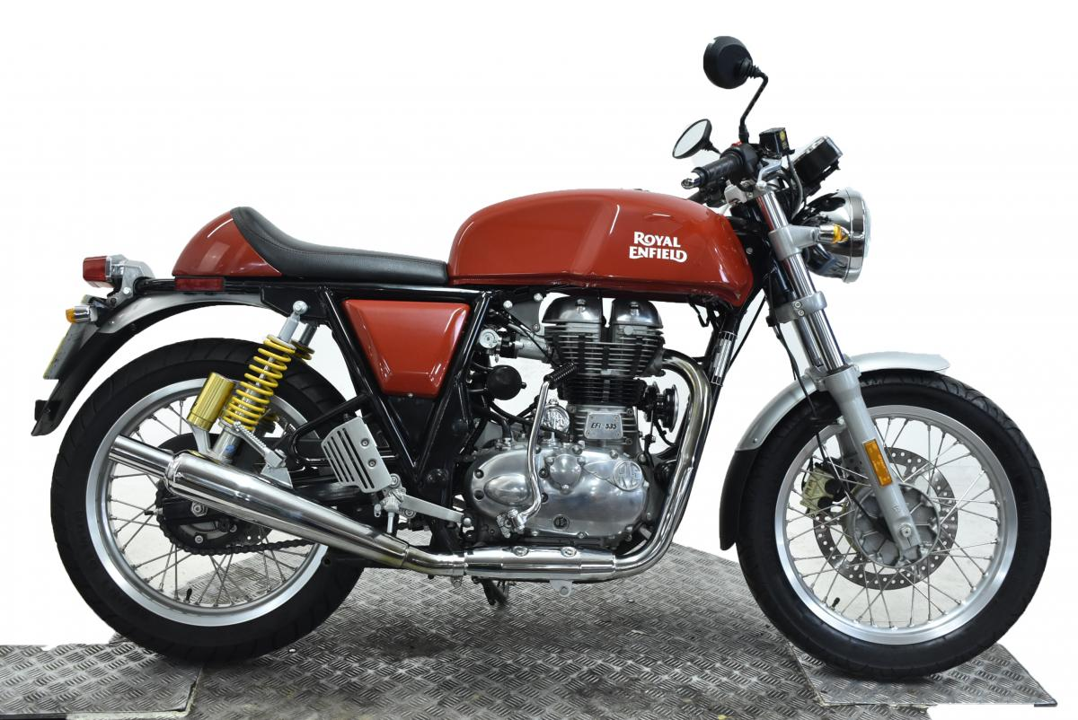 ROYAL ENFIELD CONTINENTAL GT E4