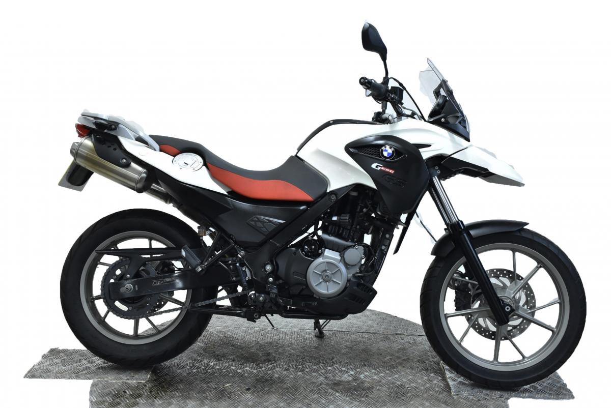 BMW G650 GS ENDURO