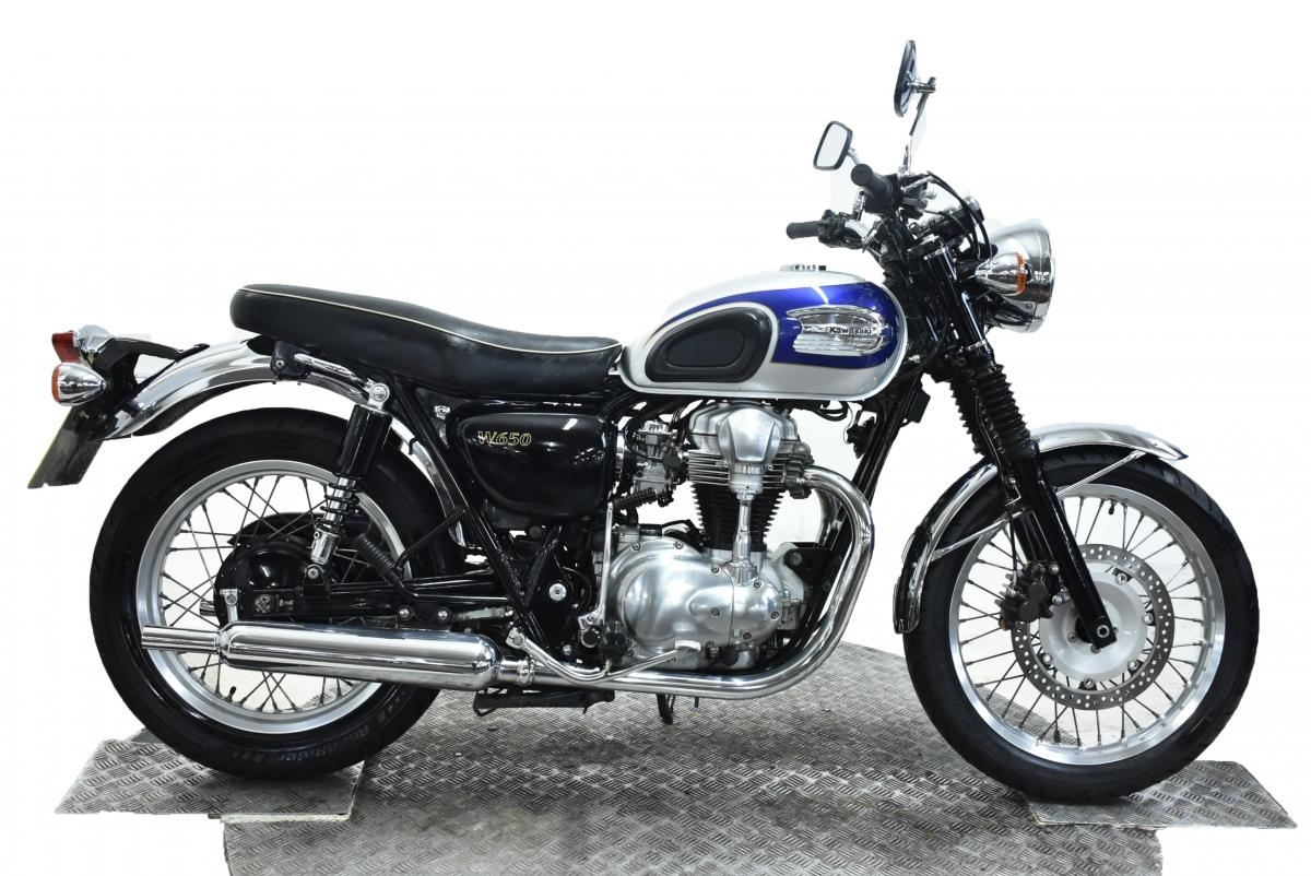 KAWASAKI W650 EJ650