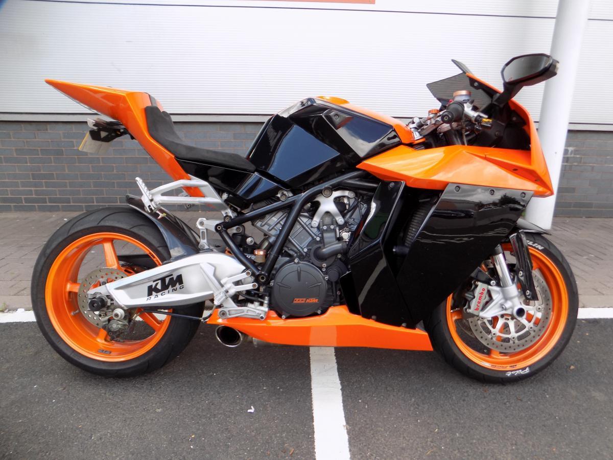 KTM 1190 RC8 birmingham