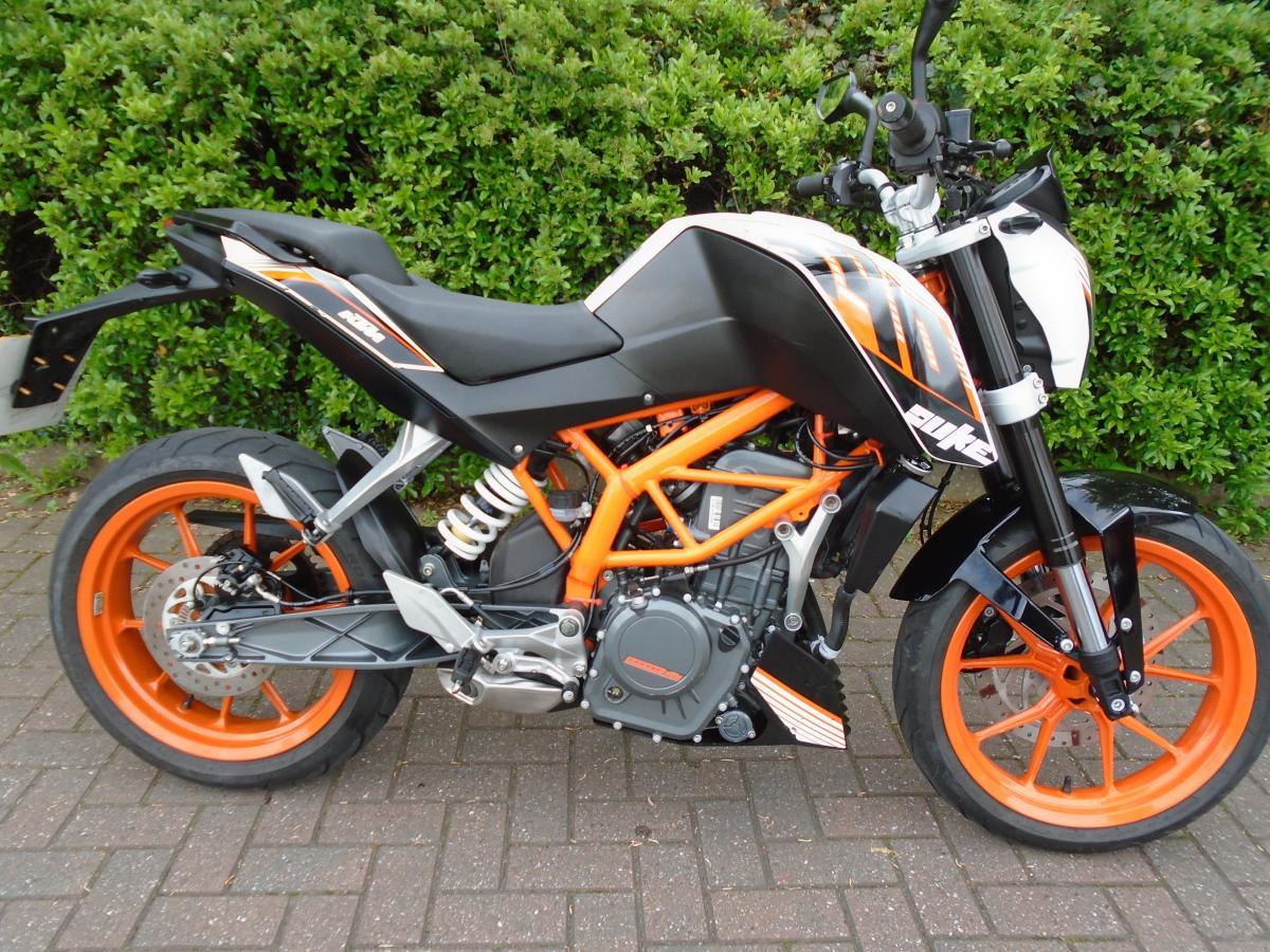 KTM 390 DUKE 15 birmingham