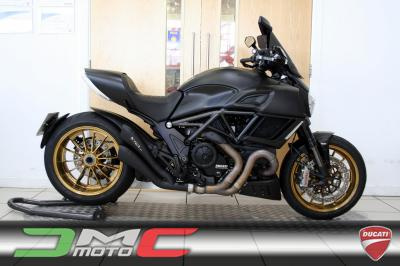DUCATI DIAVEL GOLD EDITION