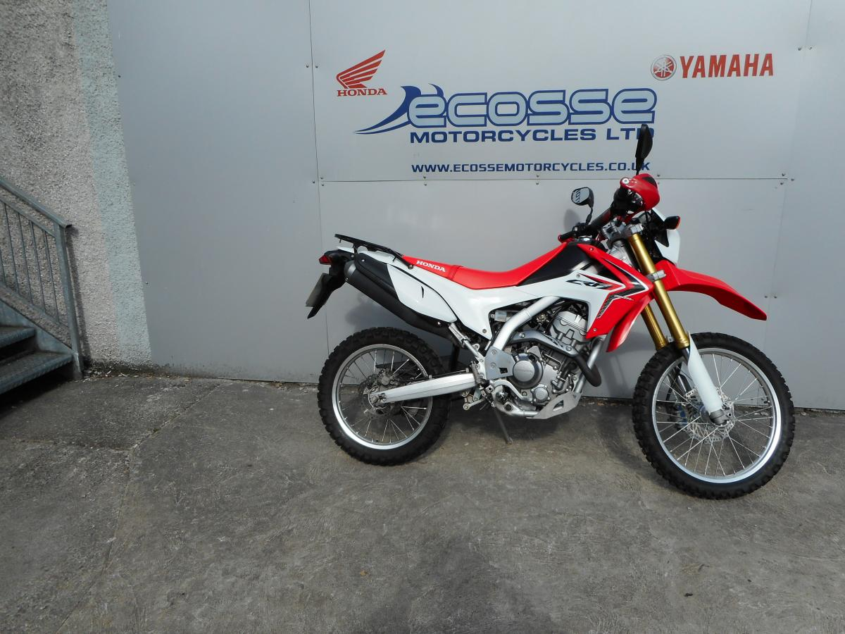 HONDA CRF250 L