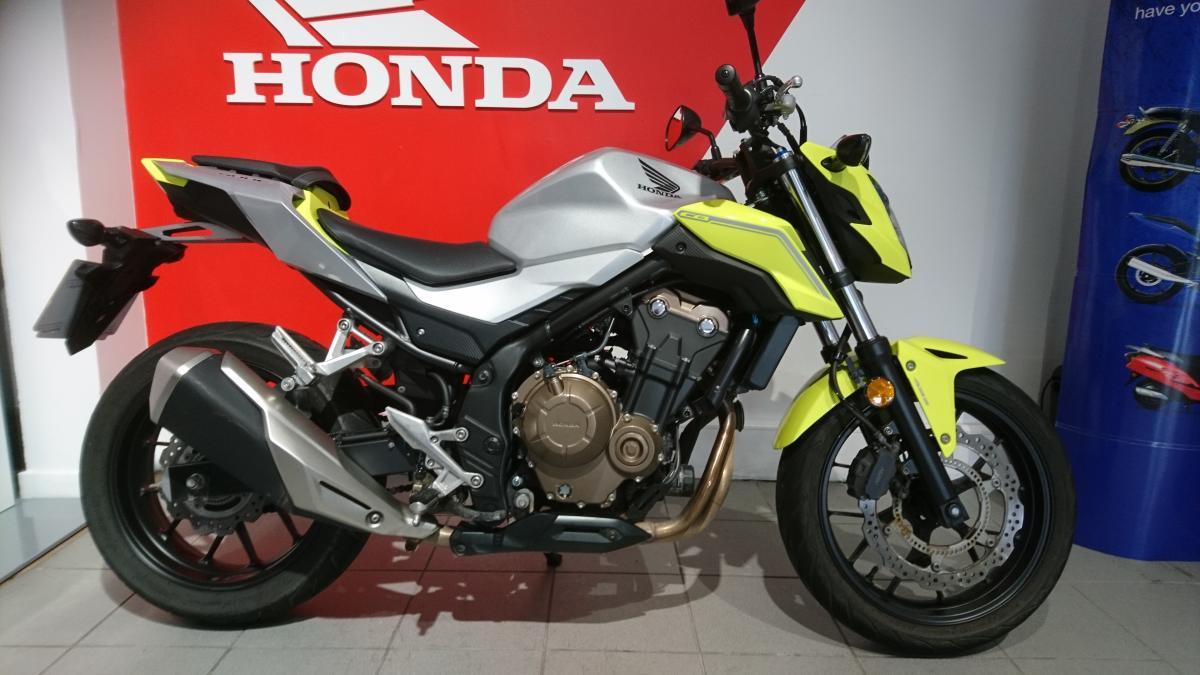 HONDA CB500FAJ