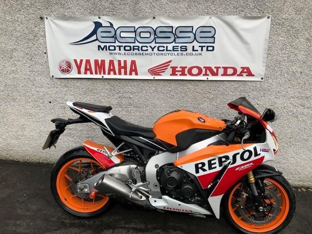 HONDA CBR1000 RA-F
