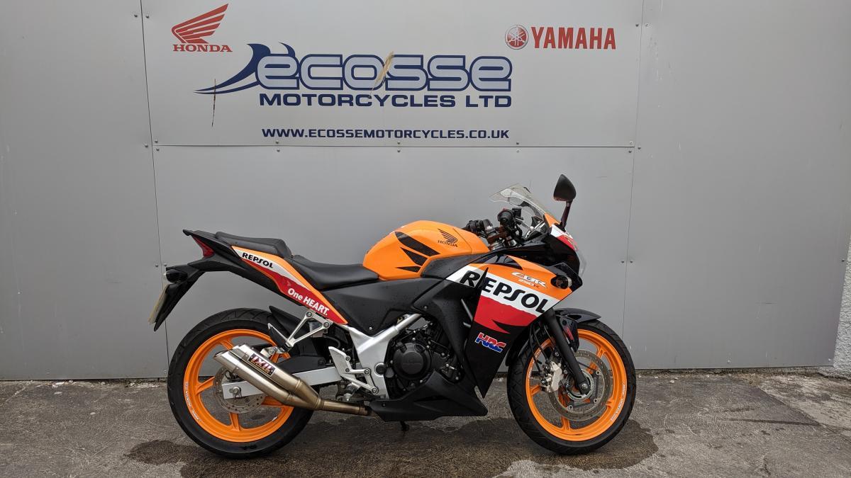 CBR250RA