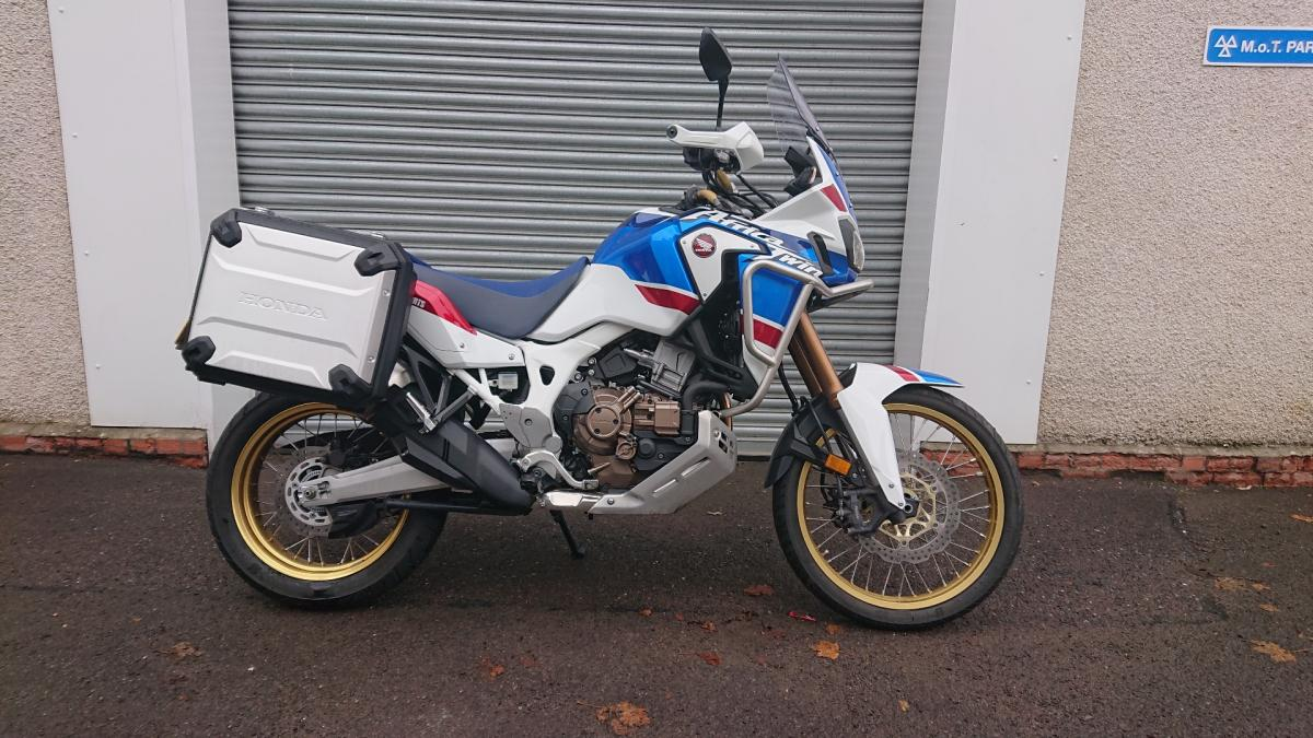 HONDA CRF1000L ADV.SP. DCT