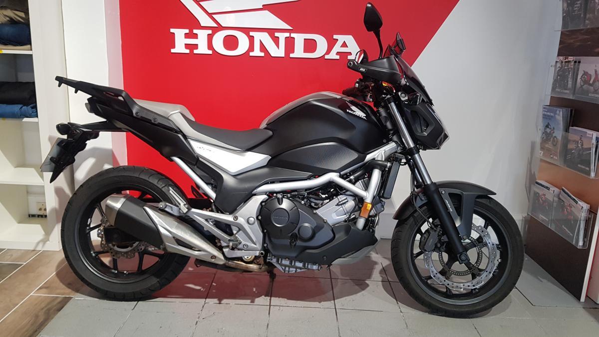 HONDA NC750SAH 2ED