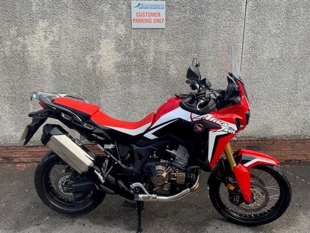 HONDA CRF1000L DCT