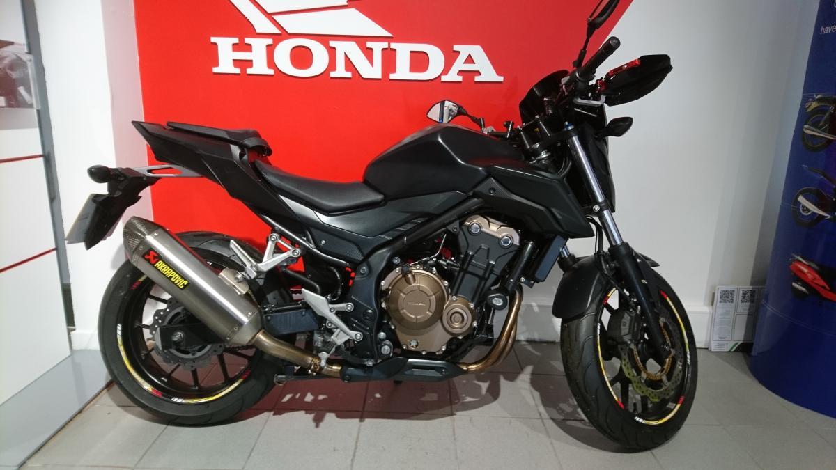HONDA CB500FAKED