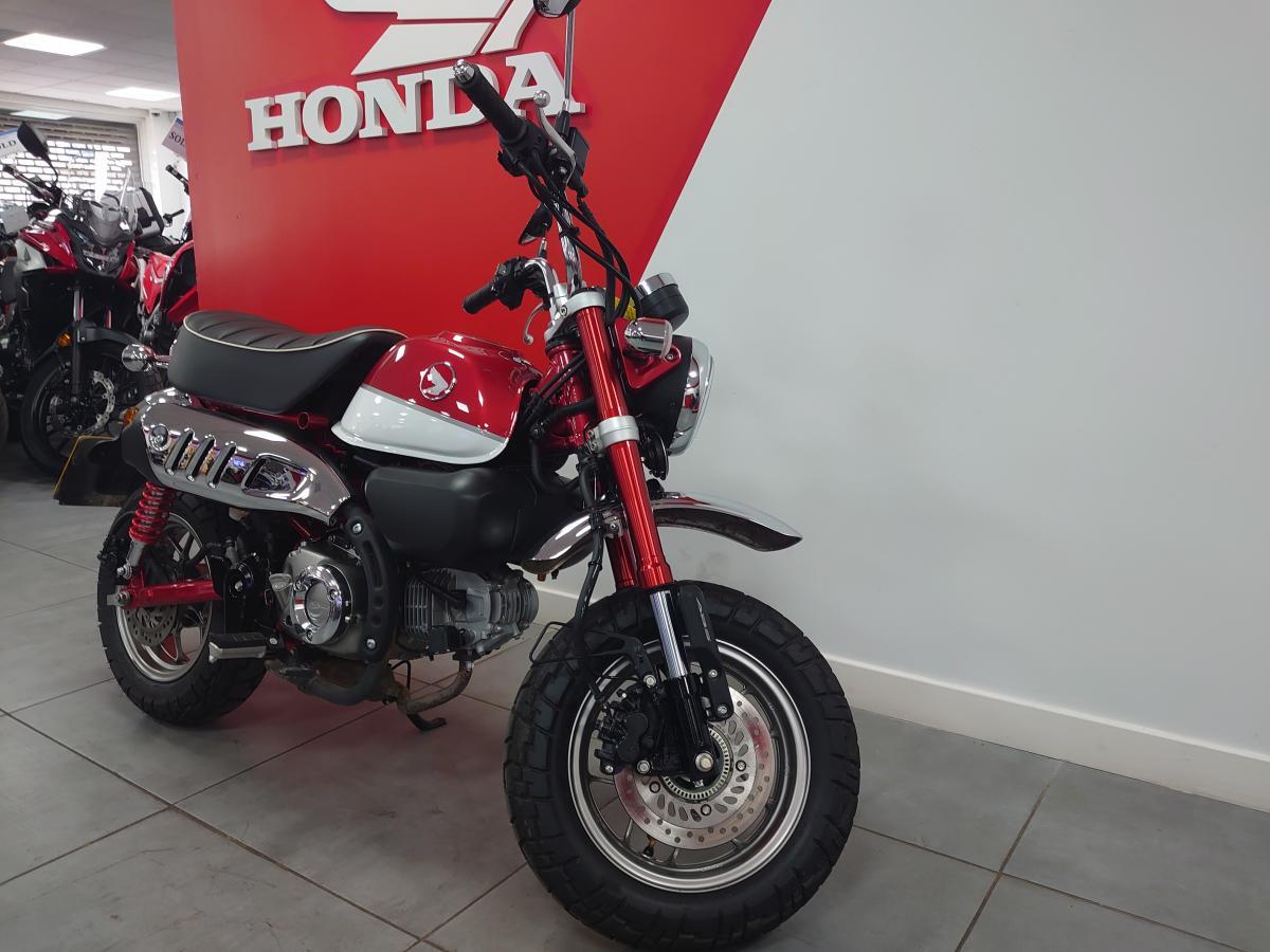 HONDA Z125MAKED