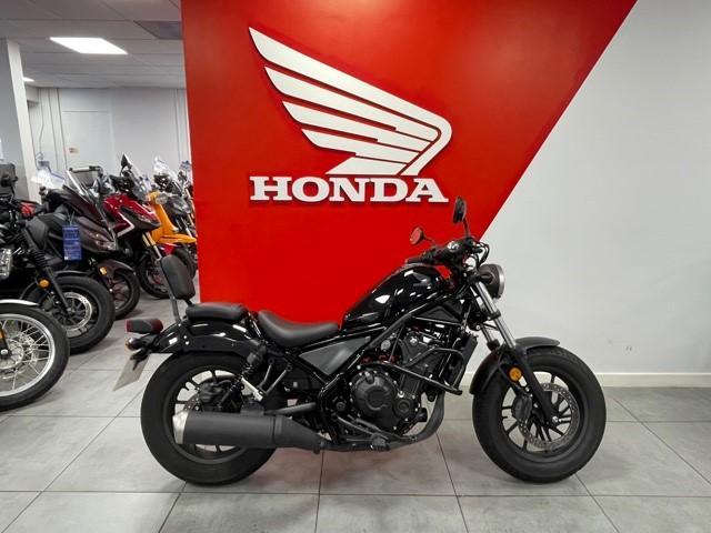 HONDA CMX500AL