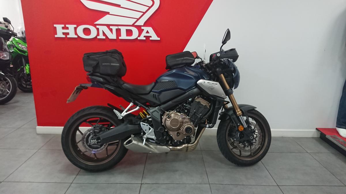 HONDA CB650RAKED
