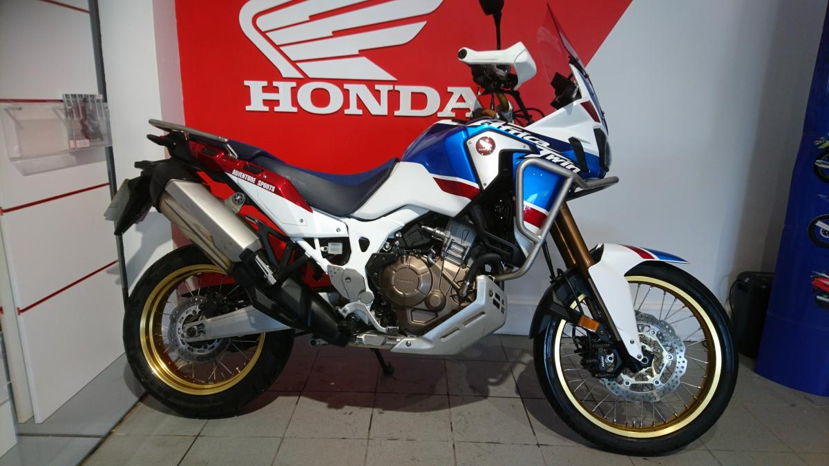 HONDA CRF1000A2J4ED