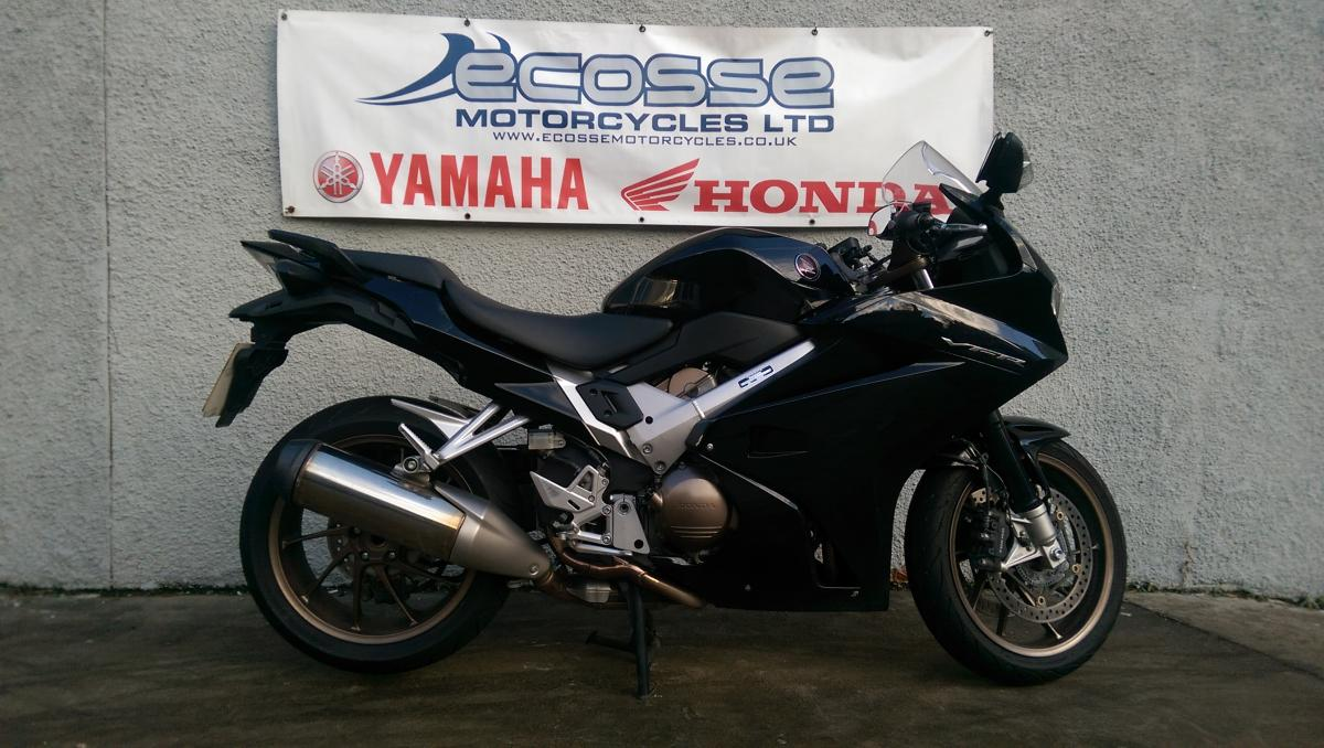 ecosse motorcycles - honda vfr800f for sale in dundee, scotland