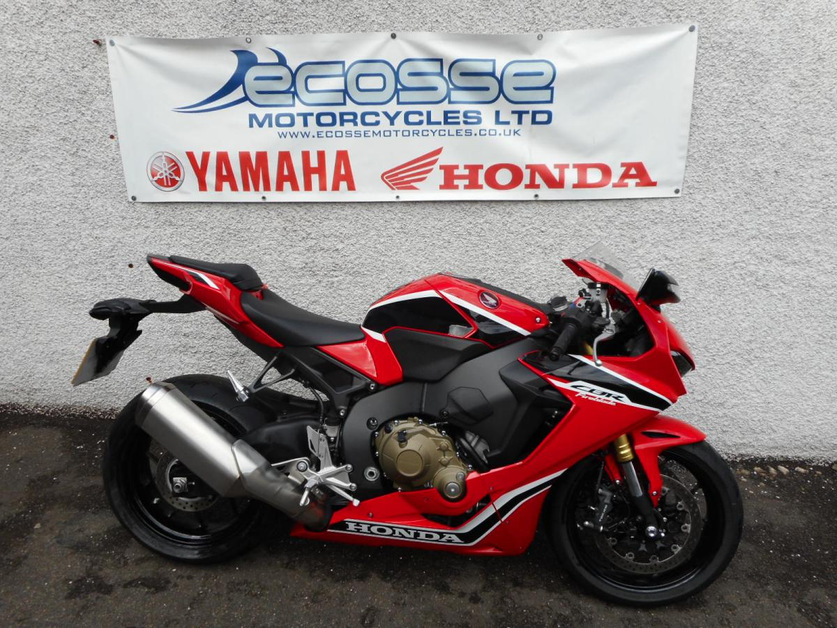ecosse motorcycles - honda cbr1000 rr for sale in dundee, scotland