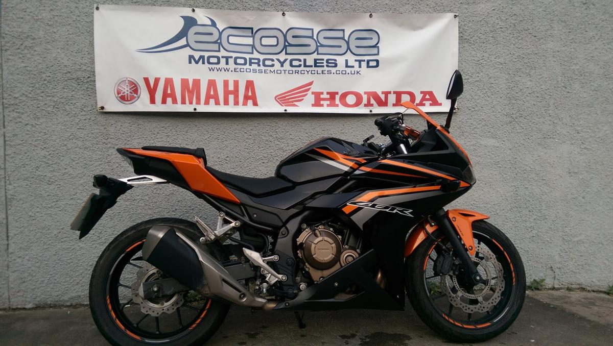 ecosse motorcycles - honda cbr500rr for sale in aberdeen, scotland