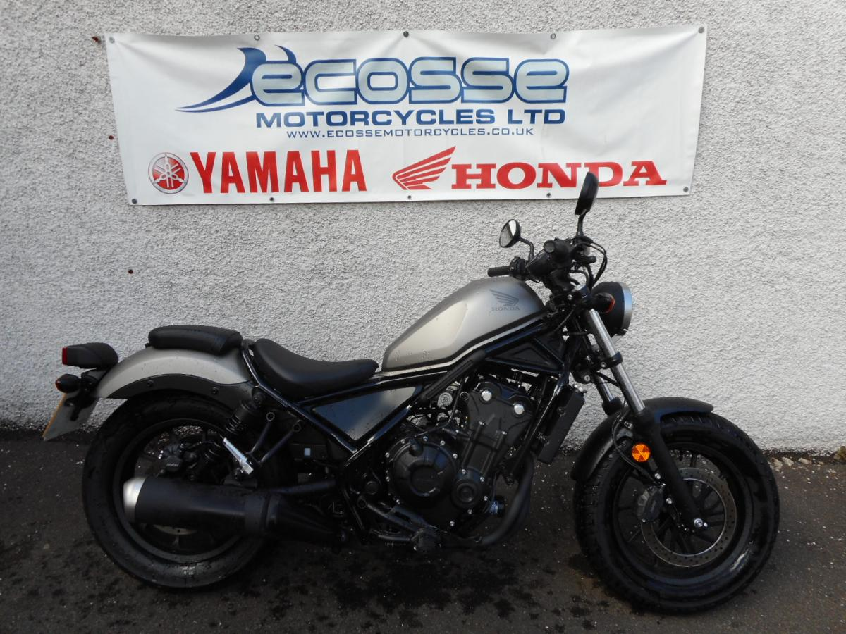 ecosse motorcycles - honda cmx500 for sale in dundee, scotland