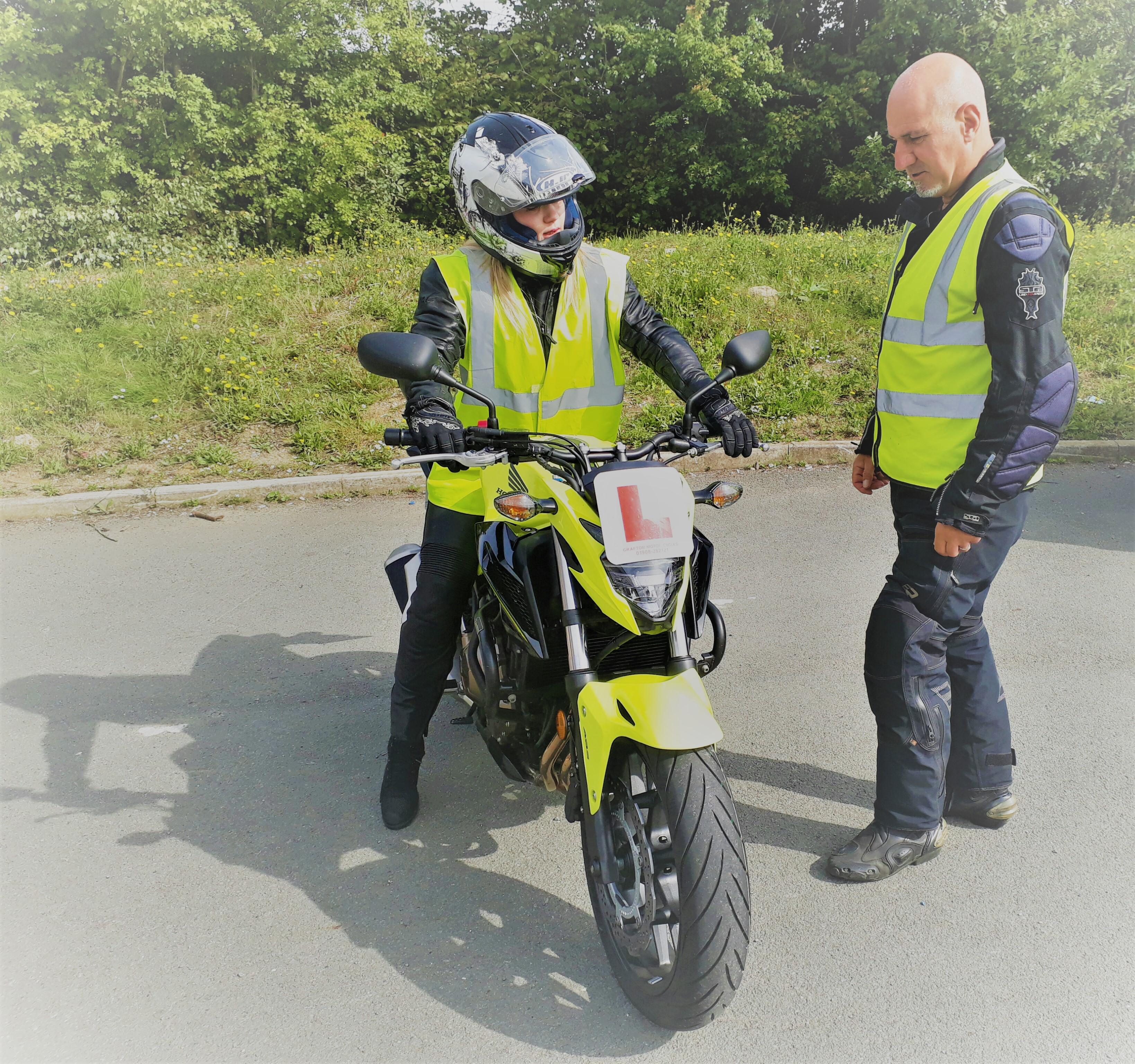 JOB VACANCY - MOTORCYCLE INSTRUCTOR