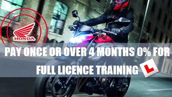 Full licence training NEWS