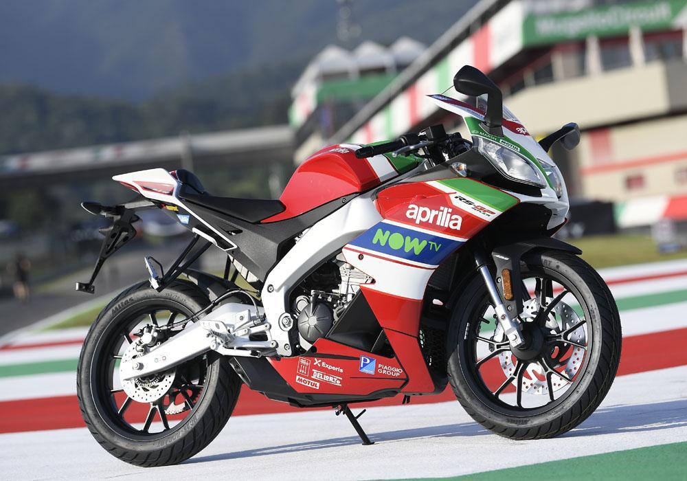 RS 125 GP E4