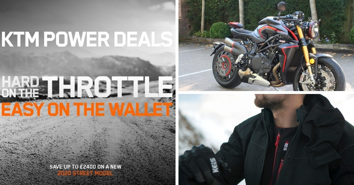 What's new at Moto Corsa this month