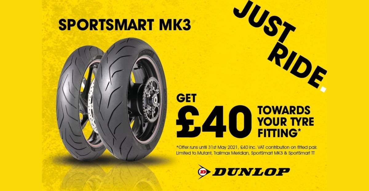 More Grip for Less - Dunlop Tyres Deal