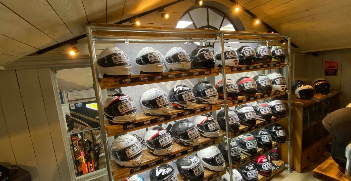 Helmets are in our DNA