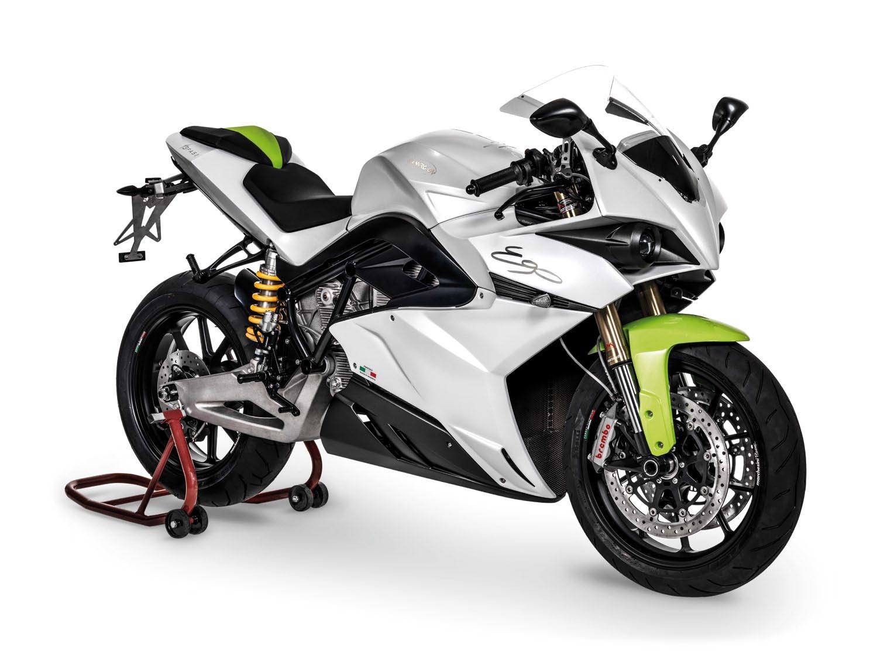 Energica Biking Future Arrives At Moto Corsa