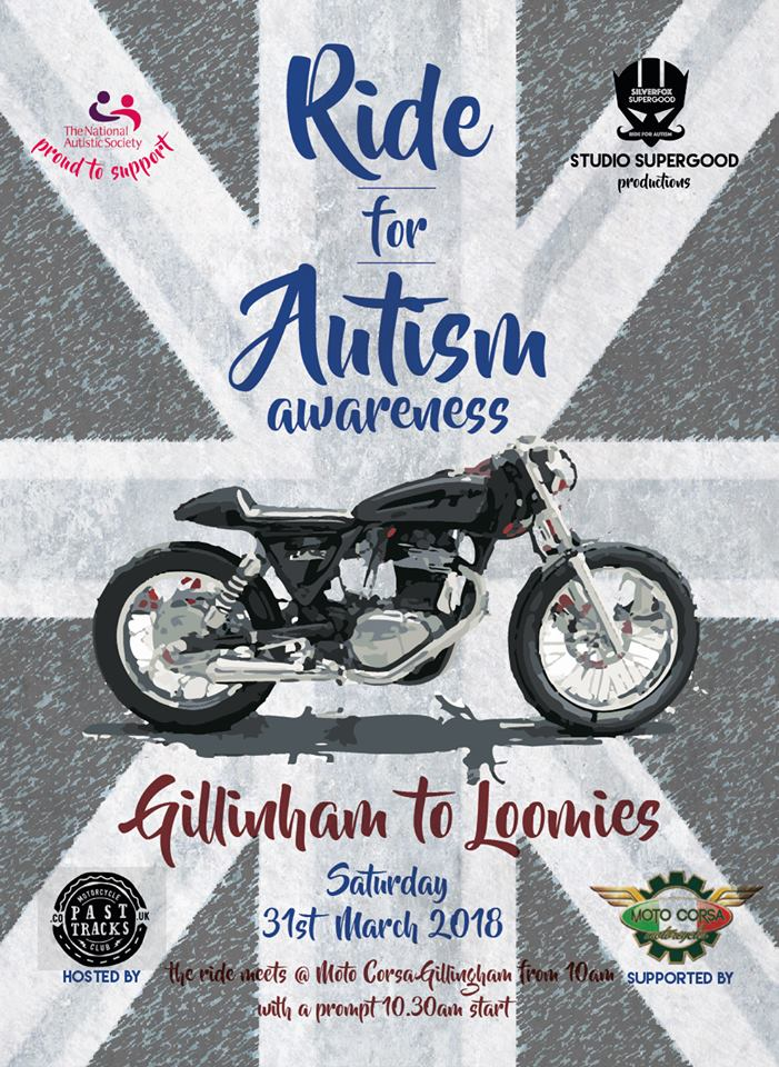 Ride for Autism - Gillingham to Loomies