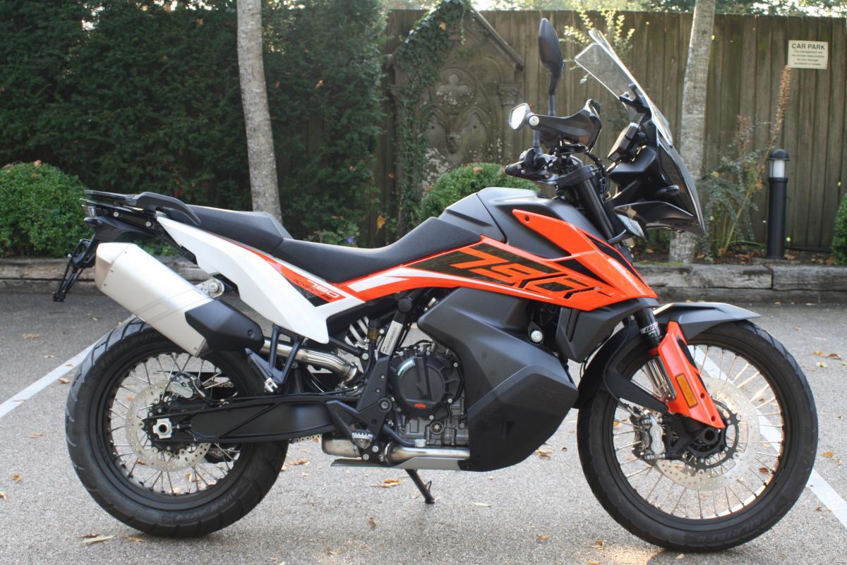 790 Adventure Orange