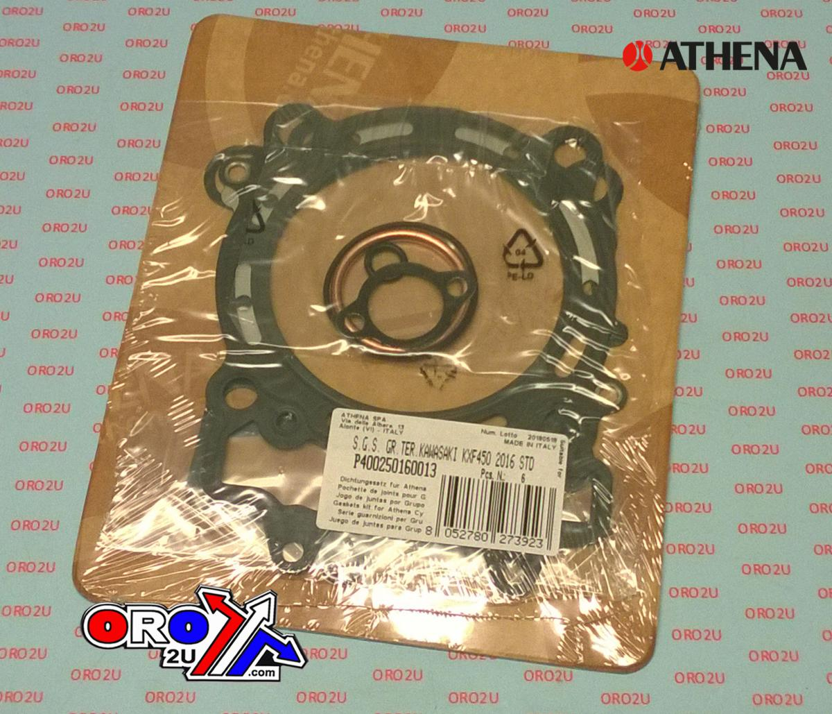 GASKET TOP KIT KX450F 16-18 ATHENA P400250160013