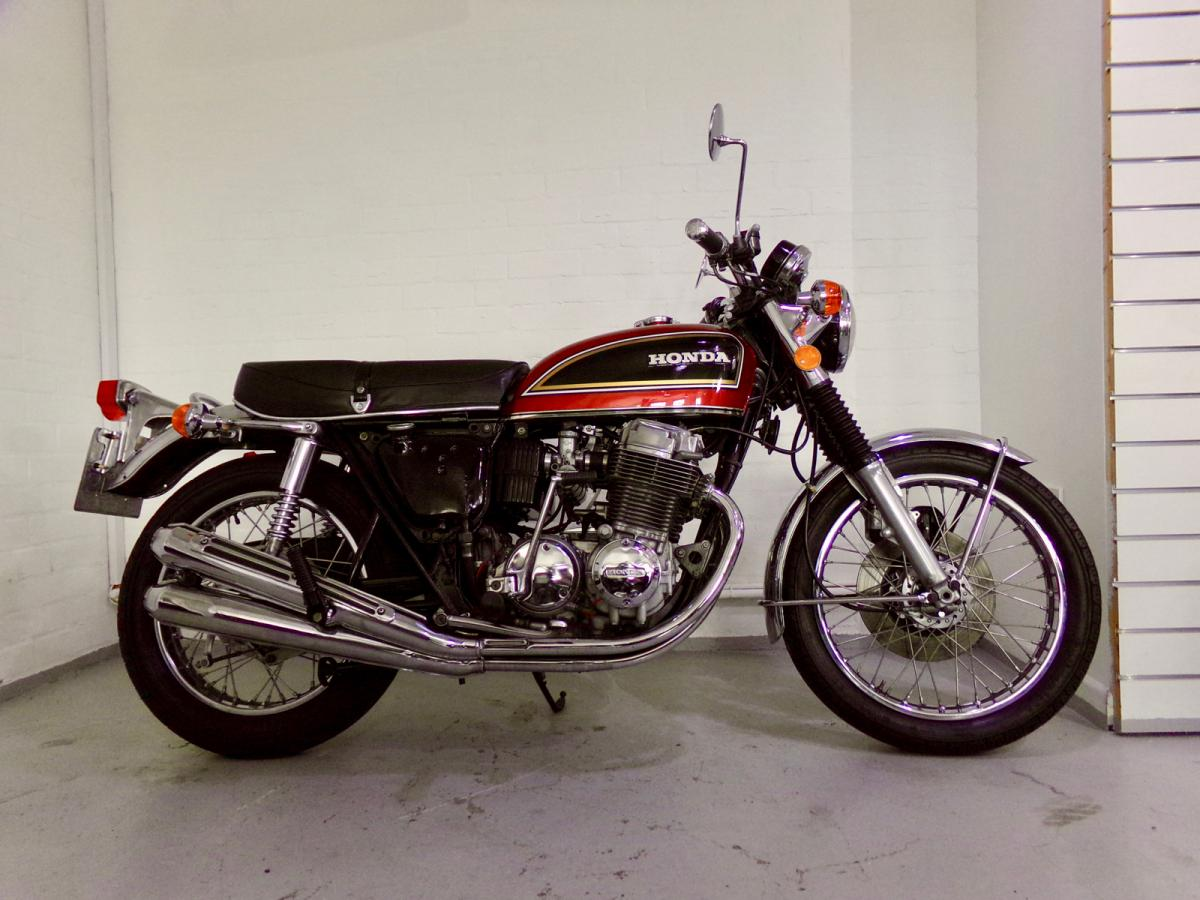 Honda CB 750 classic bike for sale in South Yorkshire