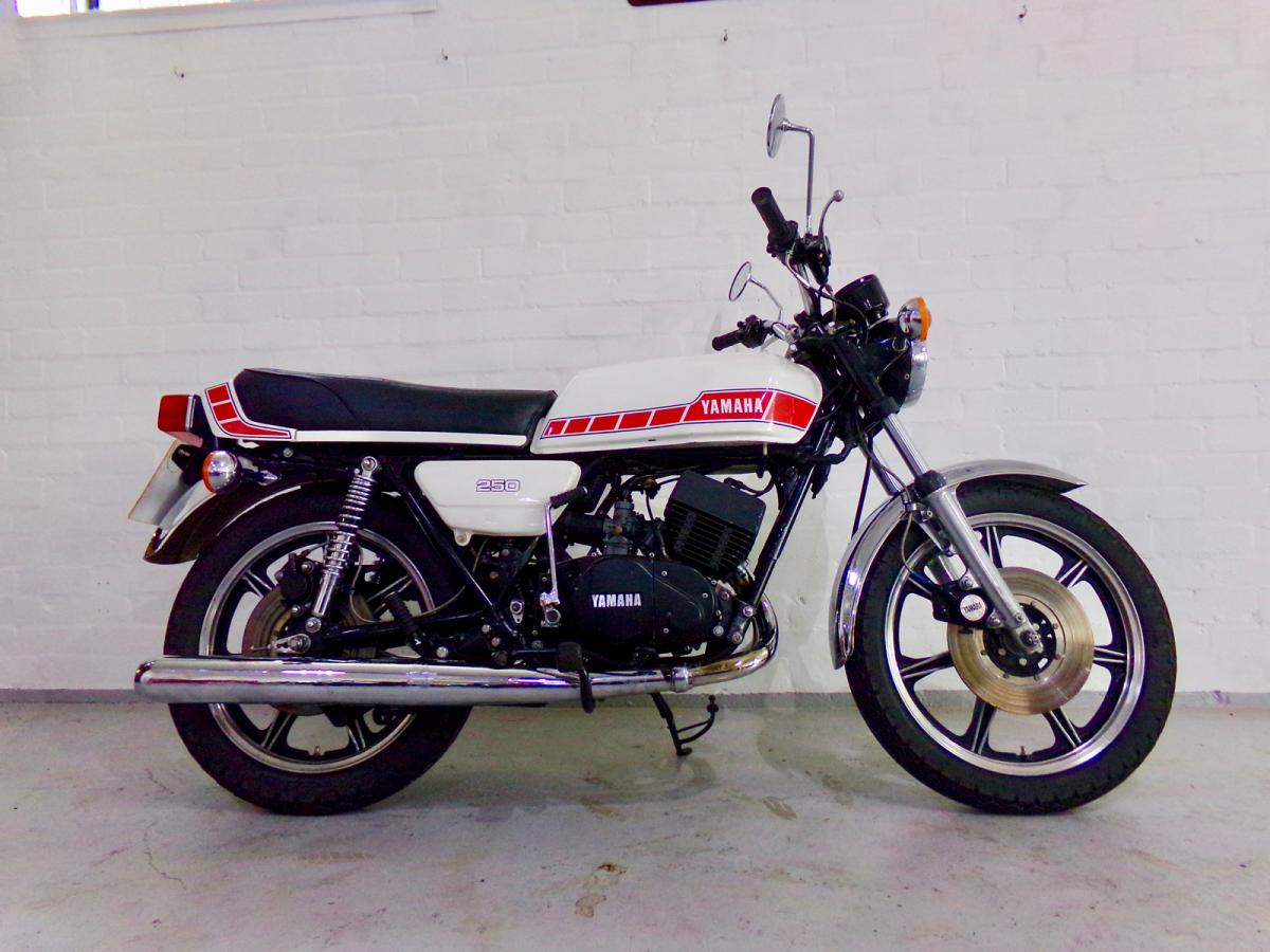 Yamaha RD250 classic bike for sale in South Yorkshire