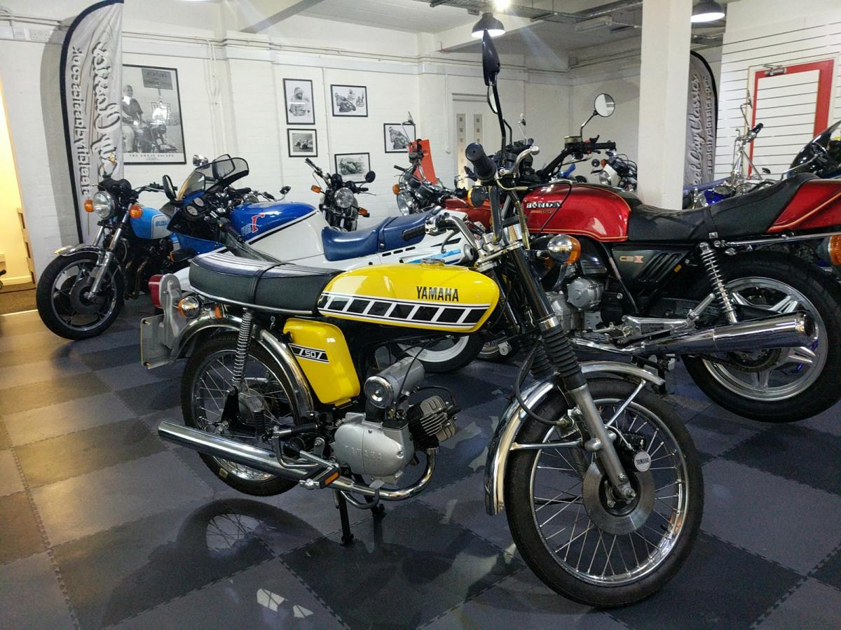 Yamaha FS1E classic bike for sale in South Yorkshire