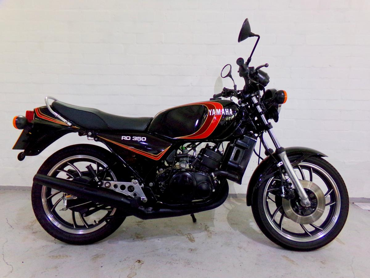 Yamaha RD350 LC YPVS classic bike for sale in South Yorkshire