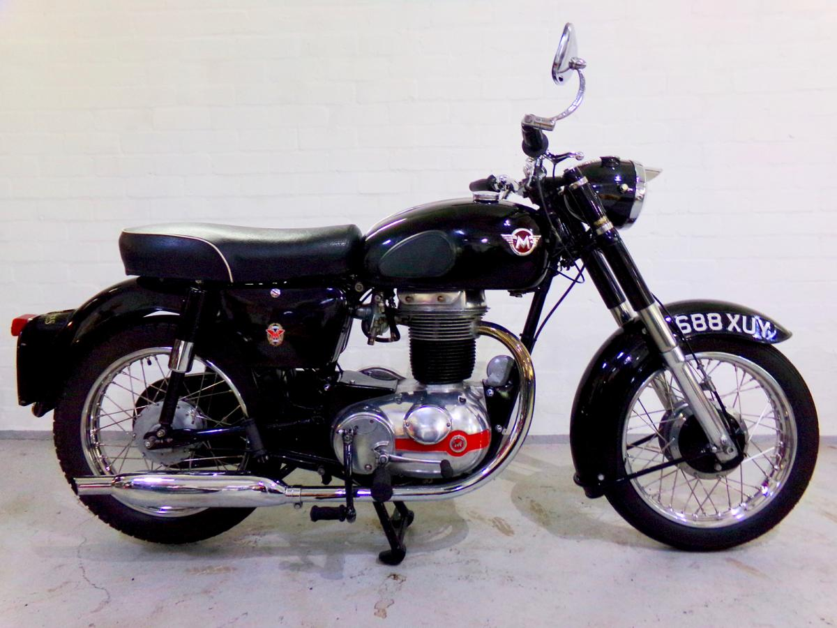 Matchless G5 classic bike for sale in South Yorkshire