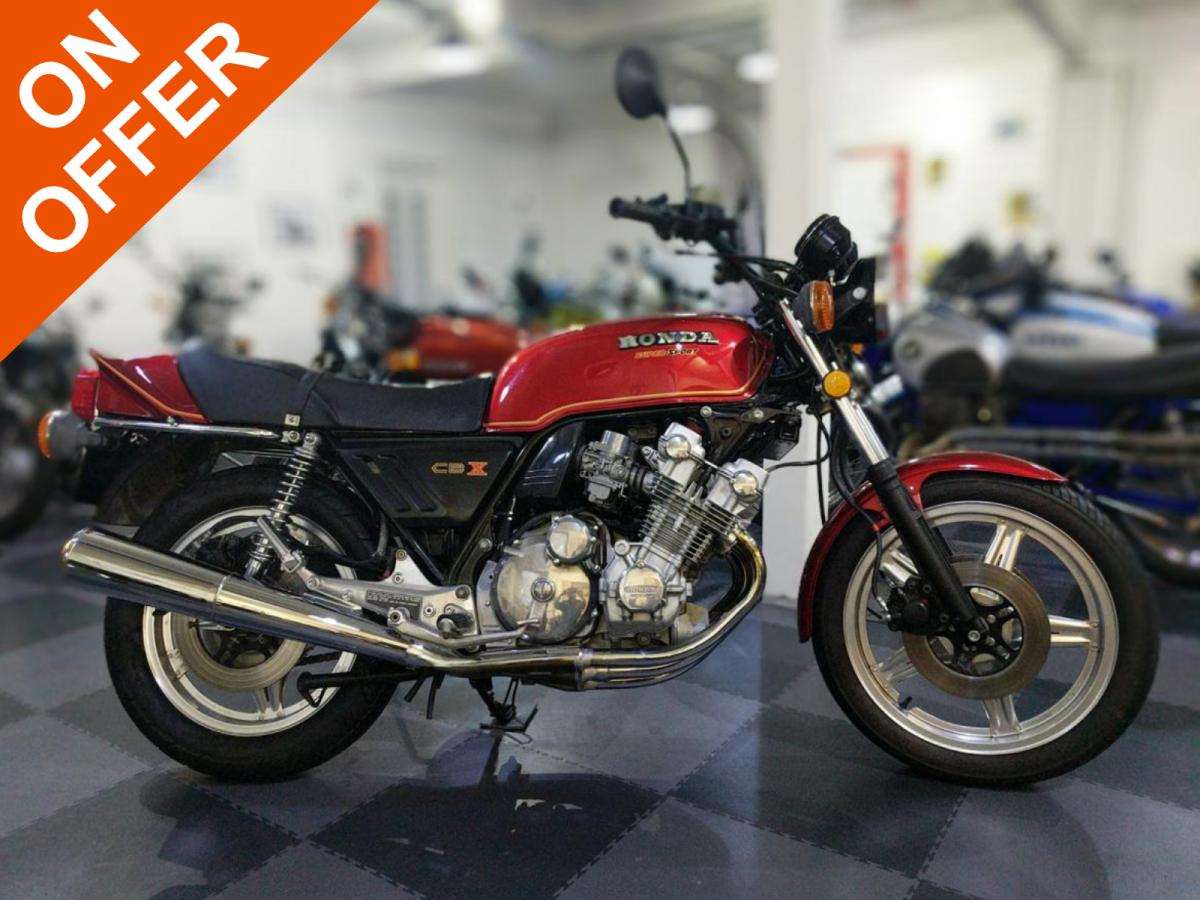 Honda CBX1000 classic bike for sale in South Yorkshire