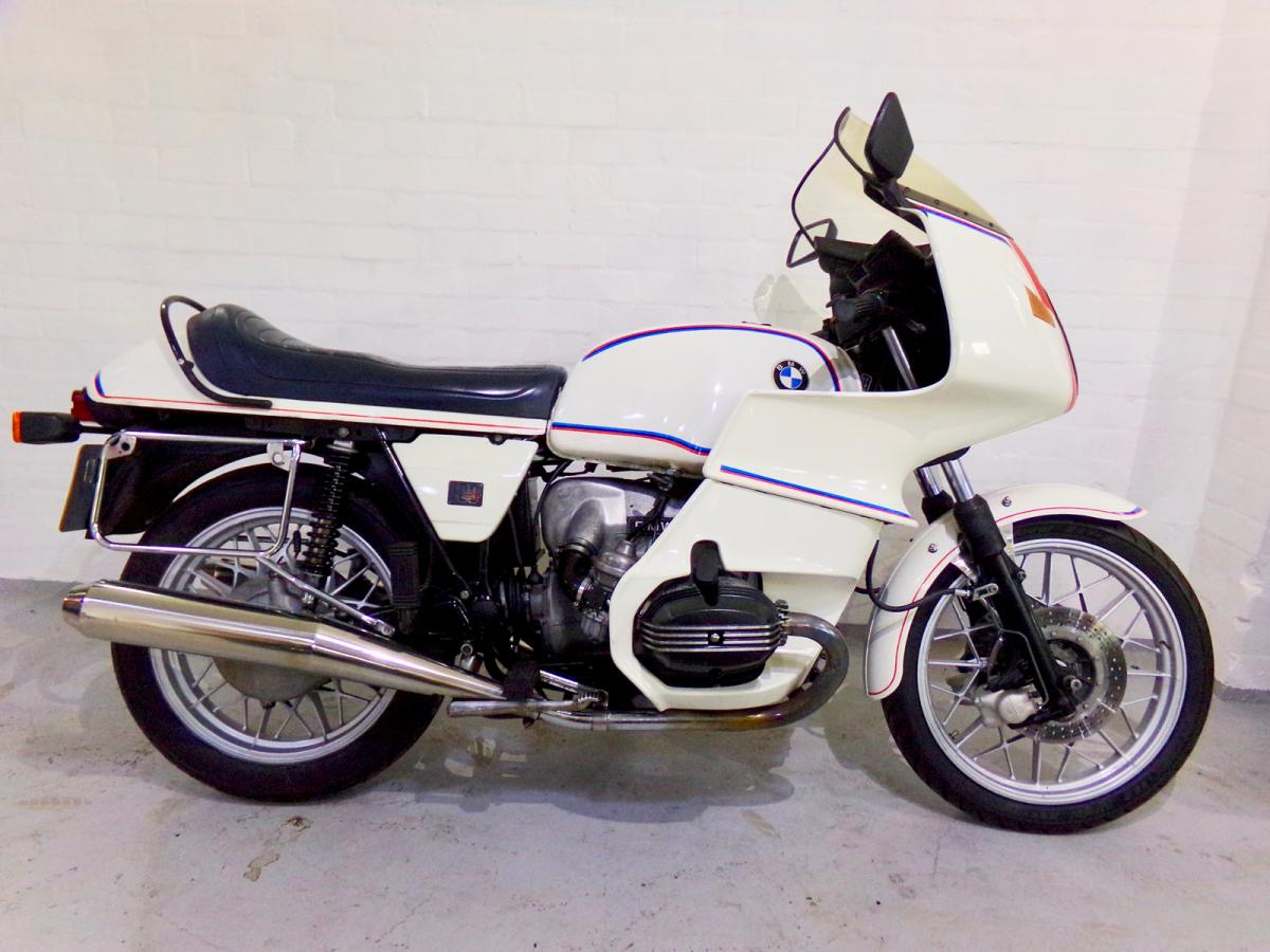BMW R 100 RS classic bike for sale in South Yorkshire