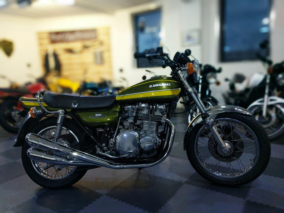Kawasaki Z1 A classic bike for sale in South Yorkshire