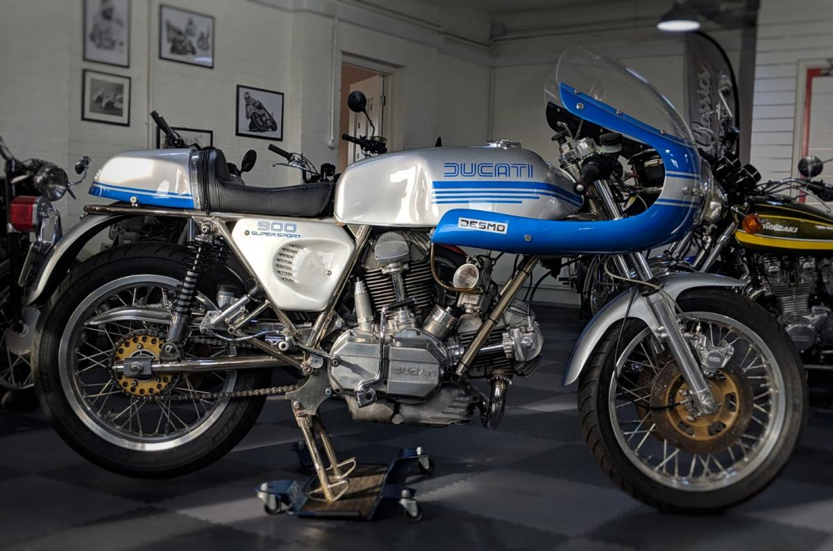 Ducati 900SS classic bike for sale in South Yorkshire