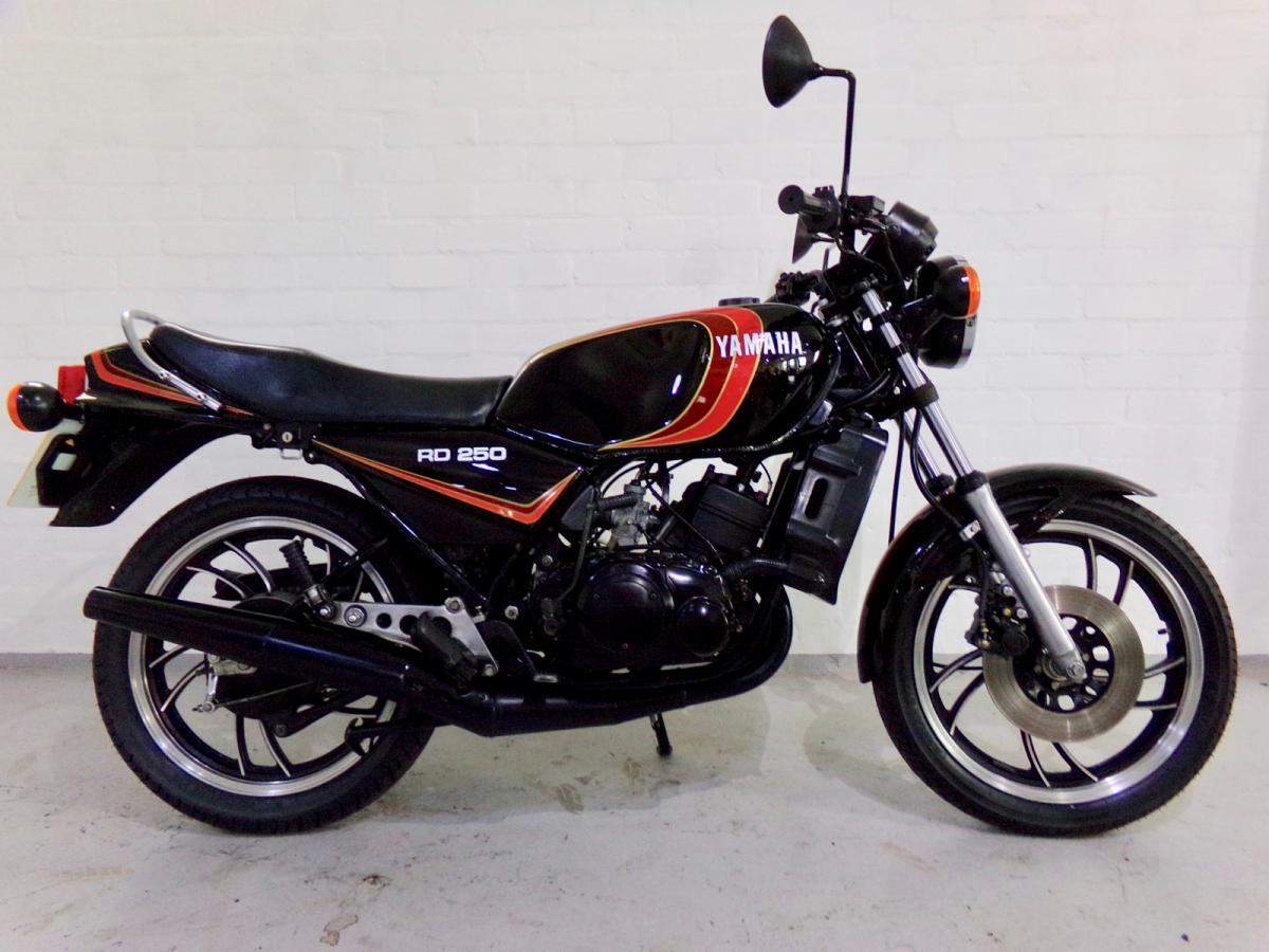 Yamaha RD250 LC classic bike for sale in South Yorkshire