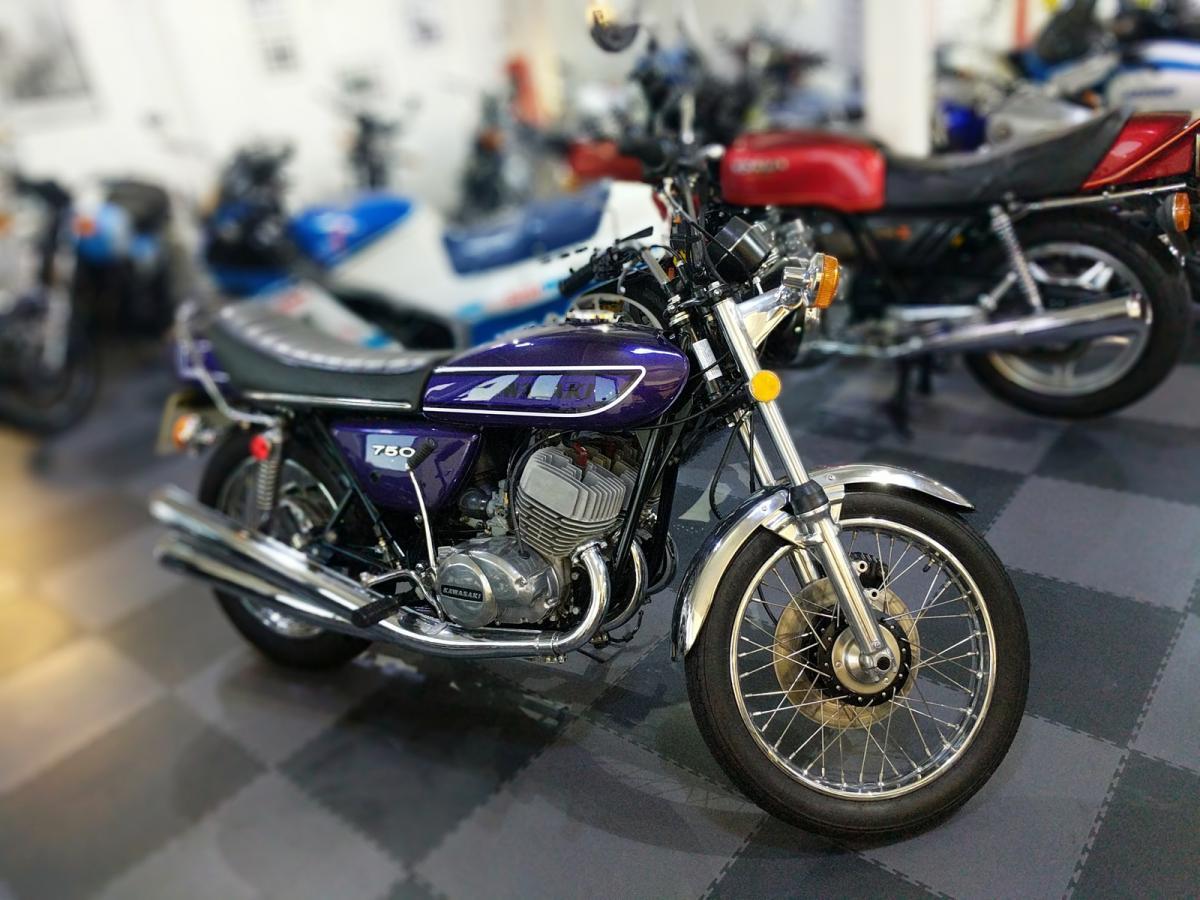 Kawasaki H2B classic bike for sale in South Yorkshire