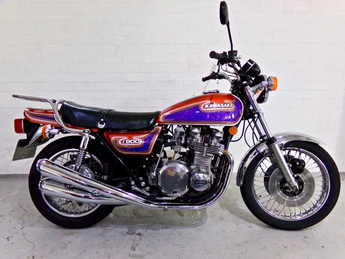 Kawasaki Z900 classic bike for sale in South Yorkshire