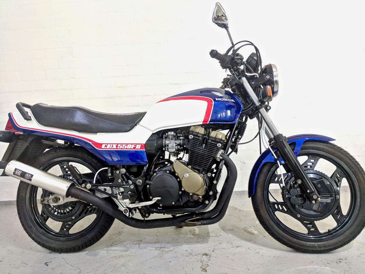 Honda CBX 550 classic bike for sale in South Yorkshire