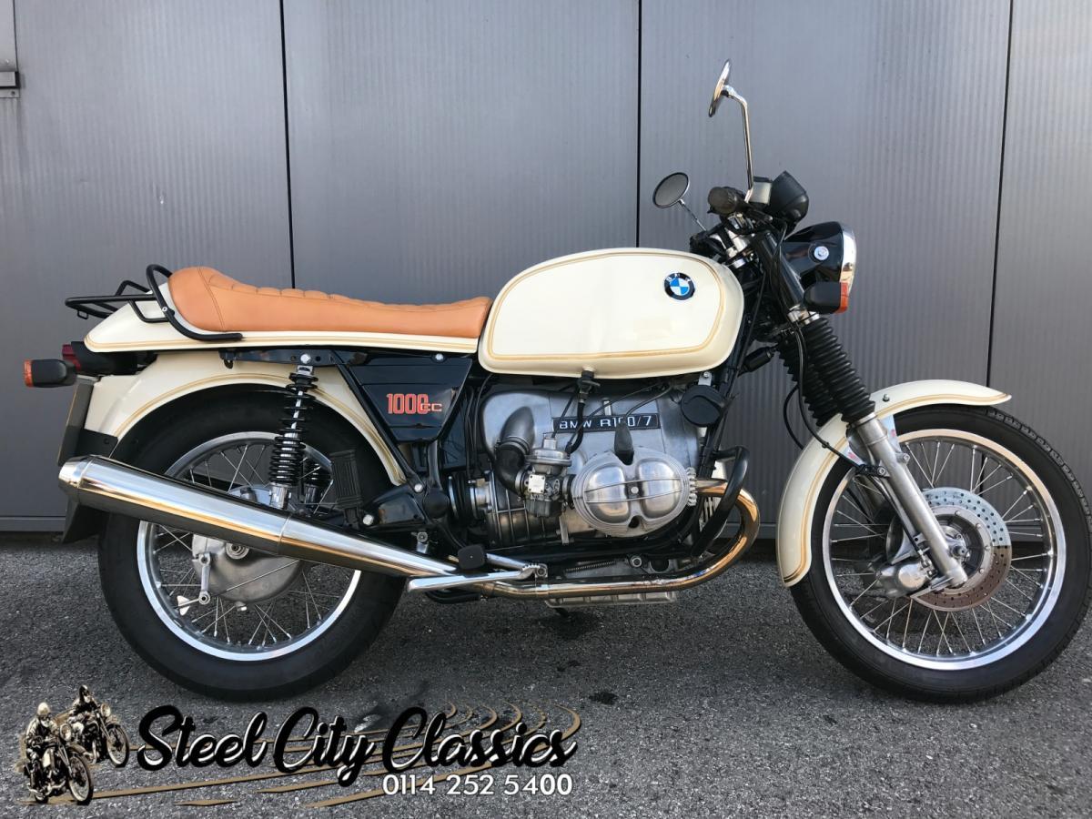 BMW R100-7