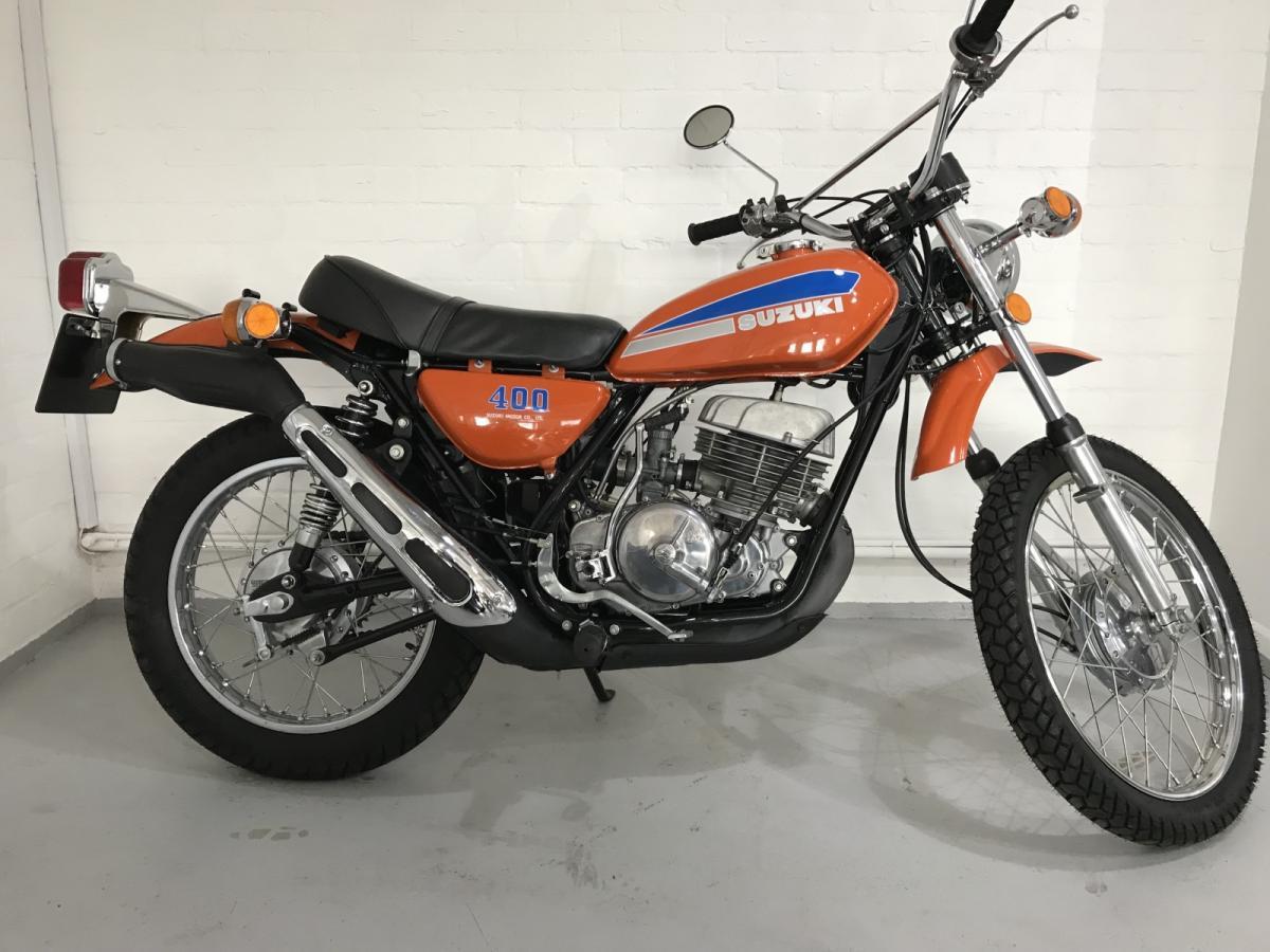 Suzuki TS400 Trail classic bike for sale in South Yorkshire