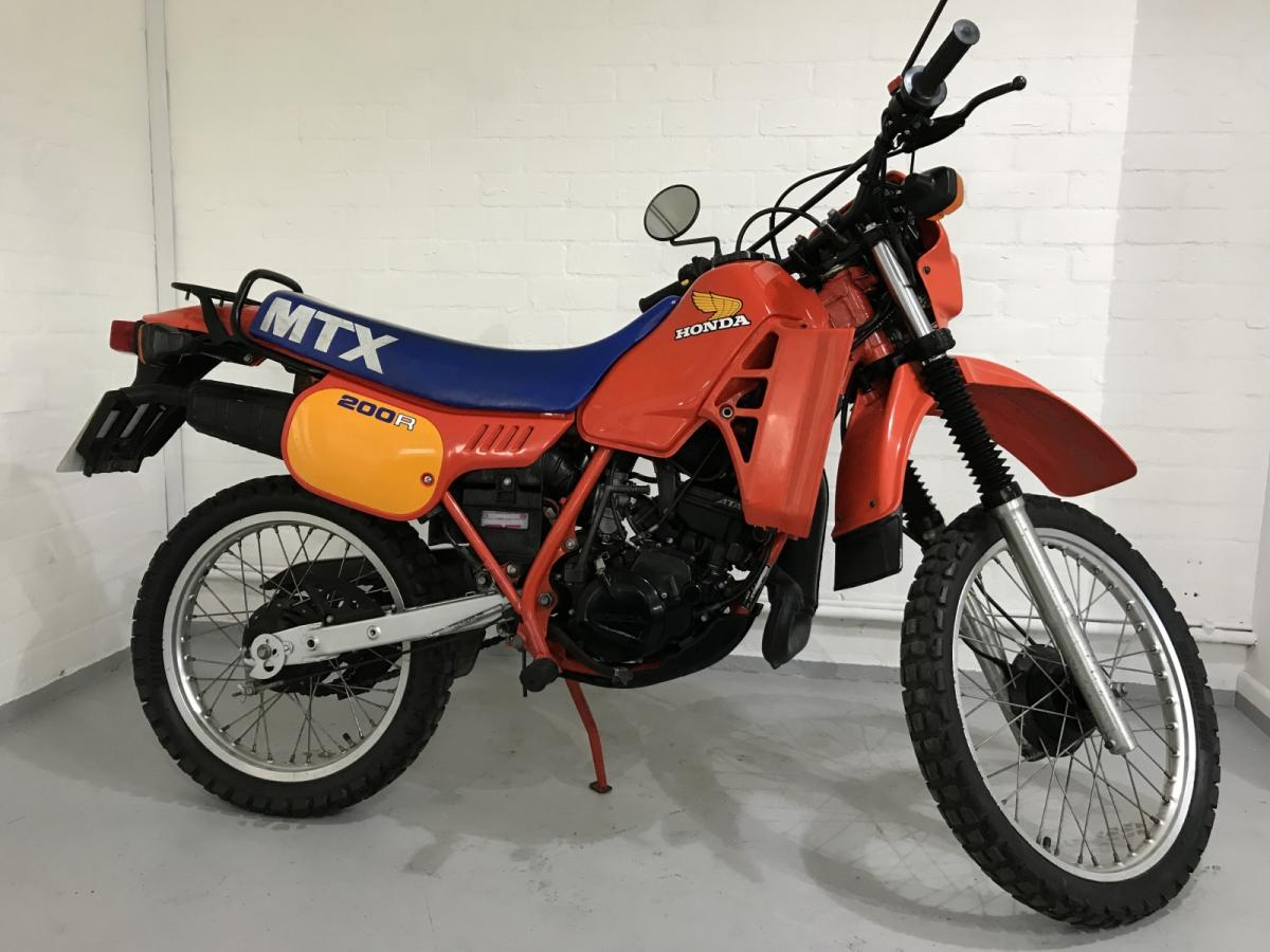 Honda MTX200 R classic bike for sale in South Yorkshire