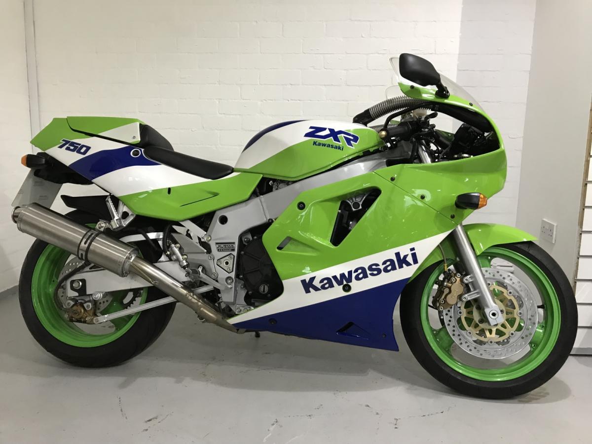 Kawasaki ZXR750 classic bike for sale in South Yorkshire