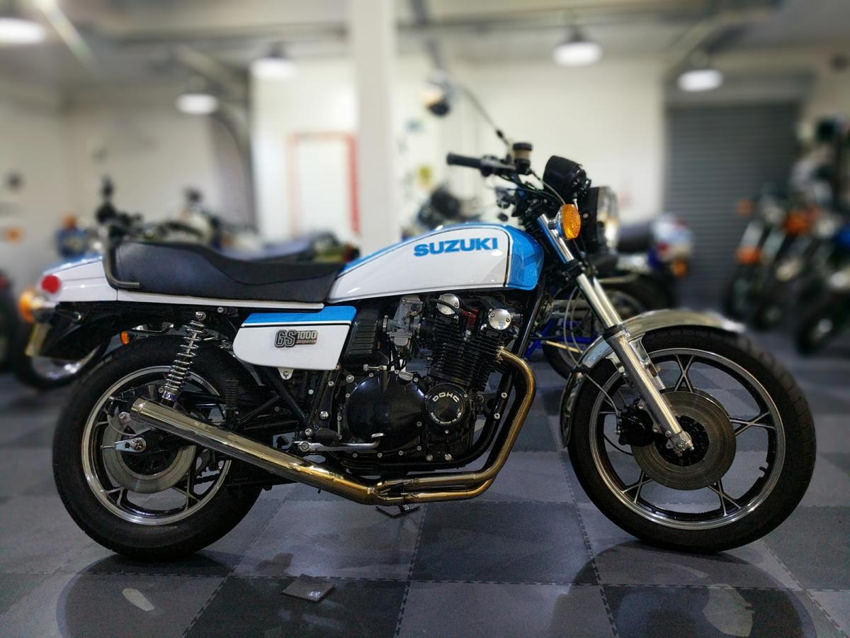 Suzuki GS1000 classic bike for sale in South Yorkshire